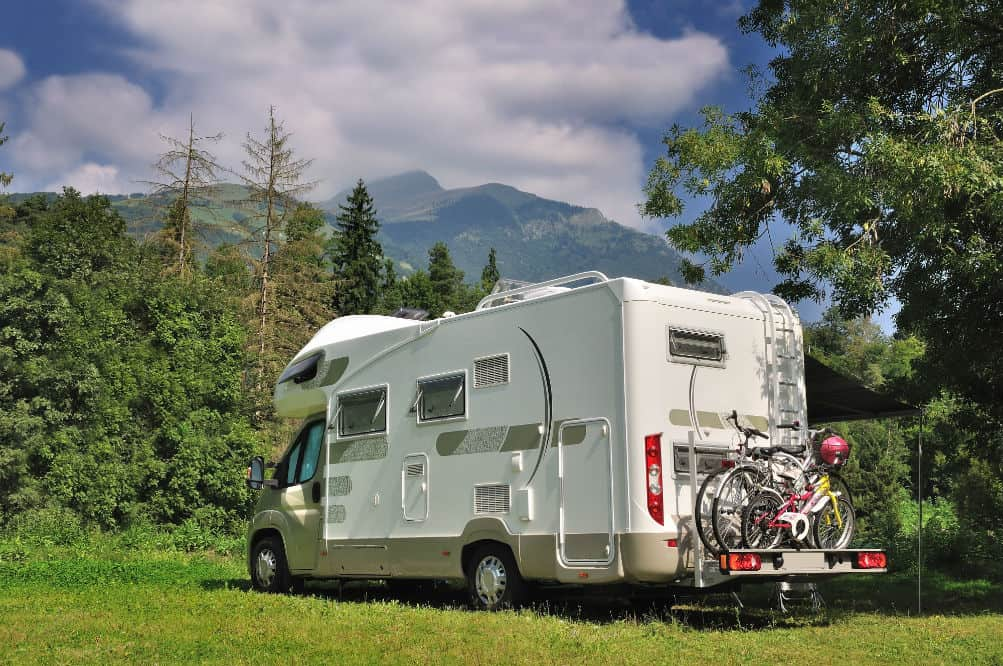 The Best RV Bike Rack