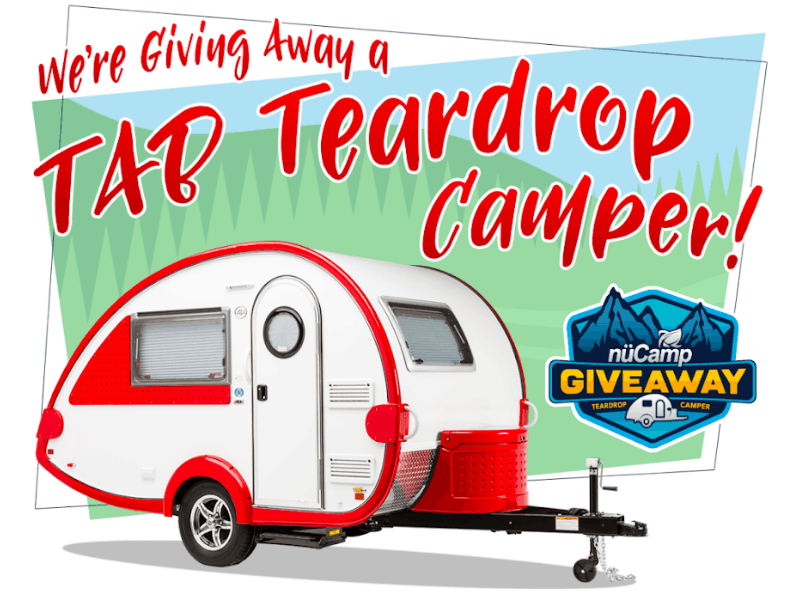 RV Giveaway Example